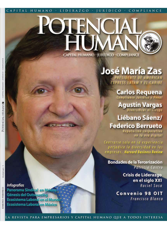 Revista Potencial Humano tomo 1