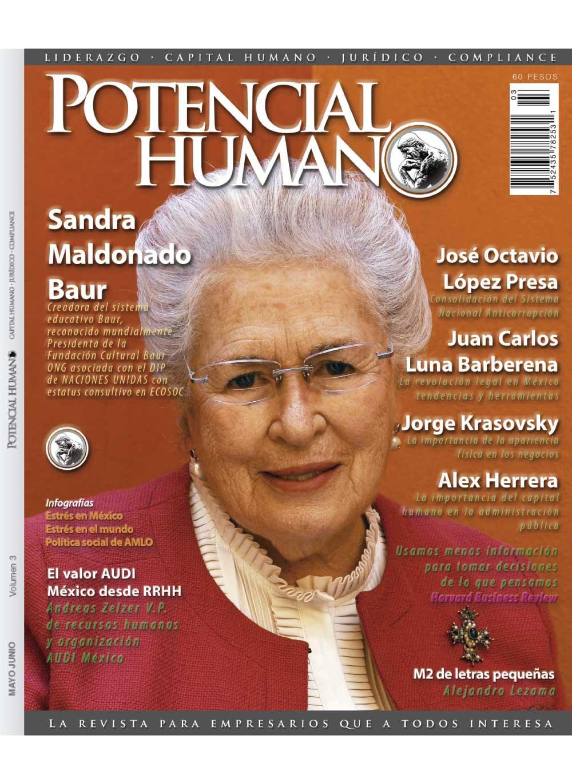 Revista Potencial Humano tomo 3